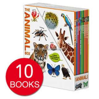 THE ANIMAL BOX COLLECTION (10 BOOKS)