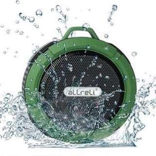 ALLRELI C6 Waterproof Bluetooth V3.0 Speaker for Bike Motorcyle