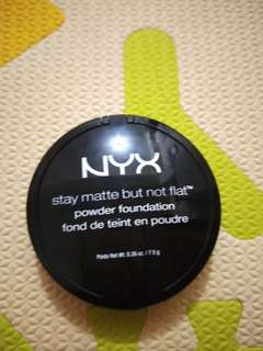 Nyx foundation