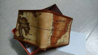 Alviero martini 地圖銀包