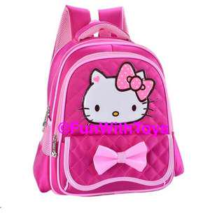 Hello Kitty Backpack/School Bag