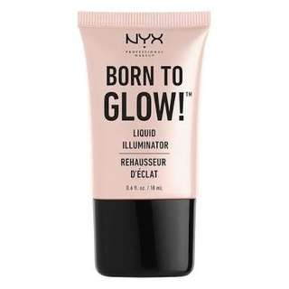 Share in Jar Nyx Born To Glow Liquid Illuminator - Sunbeam