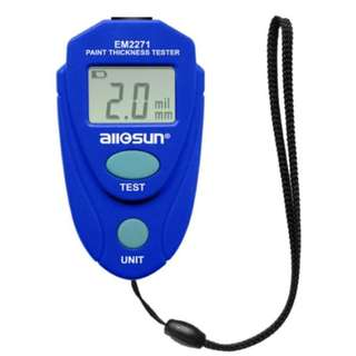 All-Sun Paint Thickness Gauge Meter Car Coating Tester