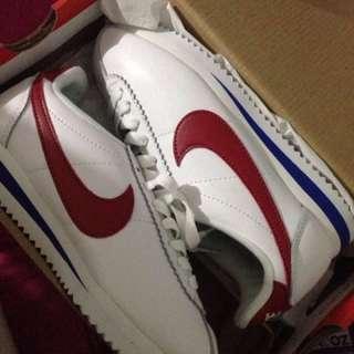 ACTUAL PHOTO! Nike Cortez Forrest Gump