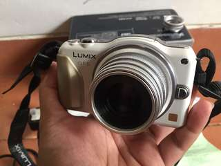 Mirrorless Panasonic Lumix Gf5