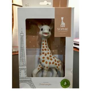 Sophie La Girafe Paris 1961 teether