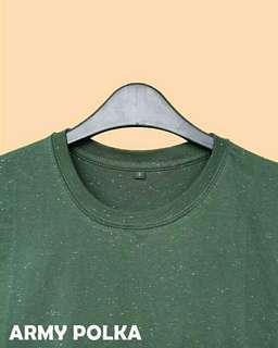 Tshirt Polos Army Polka