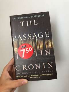 The Passage (by Justin Cronin)