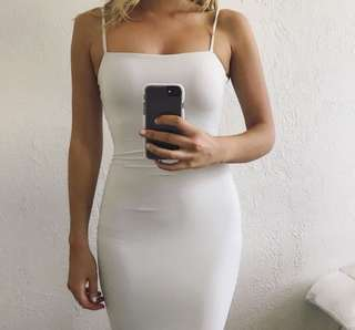 Kookai Dress Size 1 White