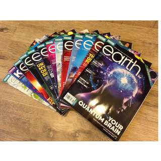 BBC Magazine - Technology and Science X 12 Mag (Young Scientist Mag Upgrade)