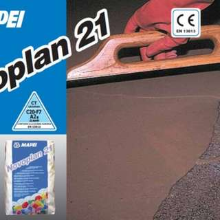 MAPEI NOVOPLAN 21 (self leveling cement)