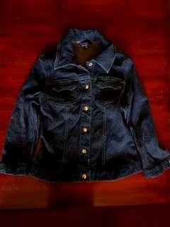 Preloved cotton denim jacket