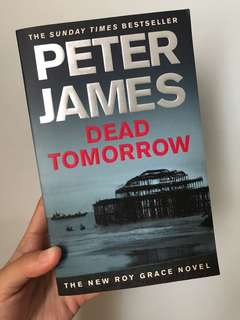Dead Tomorrow (by Peter James)