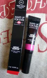 Make Up For Ever Artist Acrylip no.201