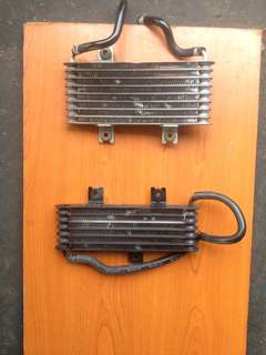 oil cooler auto transmission