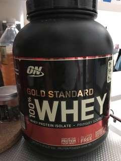 Optimum Nutrition 100% Whey Protein Gold Standard