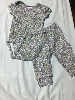 Onesie & Pajama set