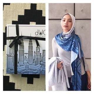 KL Duck Scarf limited edition kl merdeka duck