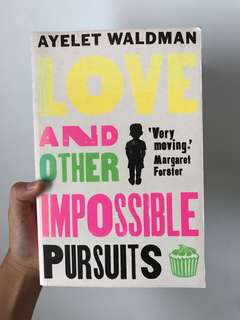 Love and Other Impossible Pursuits (by Ayelet Waksman)