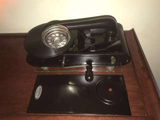 Thorens Excelda Disc phonograph