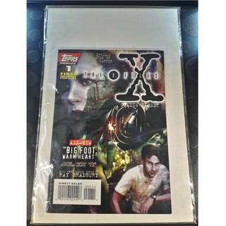 X-Files Comics Digest #1