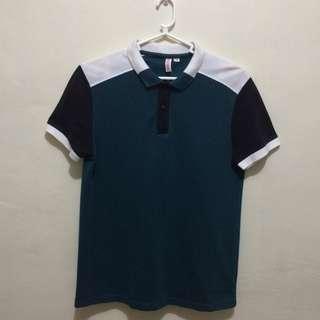 PENSHOPPE Semi Fitted Green Polo Shirt