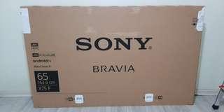 Sony Bravia Cardboard Box - Near Mint
