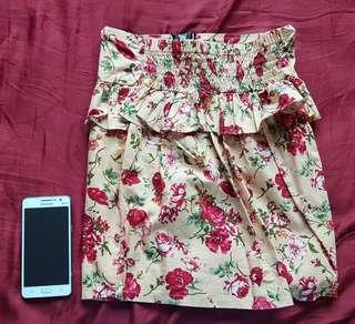 Rok dress flower