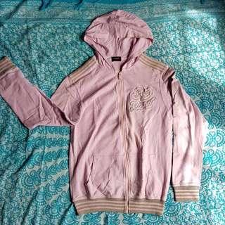 Jacket hoodie nevada pink