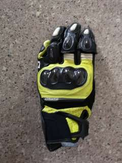 Alpinestars SP X Air Carbon Gloves M size