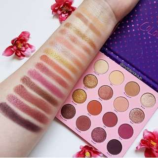 Colourpop FORTUNE 16 shade eyeshadow palette