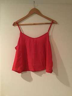 Red singlet