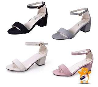 Basic Low Heel