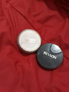 "Revlon face powder touch and glow ""tawny beige 70"""