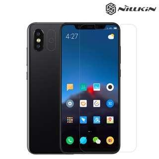 小米8 Xiaomi 8 NILLKIN H+Pro 0.2mm弧邊強化鋼化玻璃膜 屏幕防爆保護貼 0717A