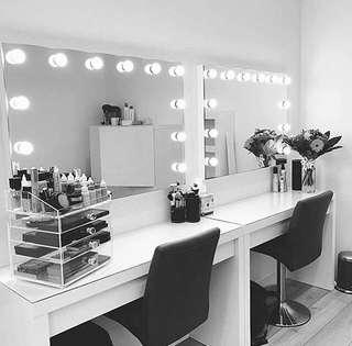 Sale! Vanity/ Makeup room essentials