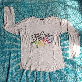 Billabong longsleeve shirt