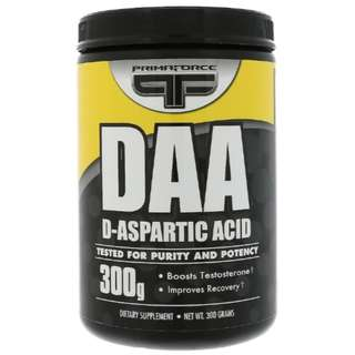 Primaforce DAA-D-Aspartic Acid 300g