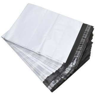 🚚 White Polymailers