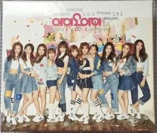 收I.O.I Chrysalis Special Edition I.O.I 1st mini album special I.O.I whattaman 簽專