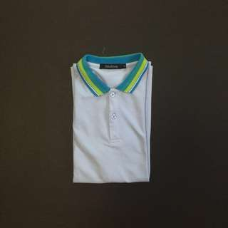 FOLDED&HUNG Light Blue Poloshirt