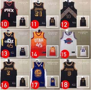 NBA Jersey OEM