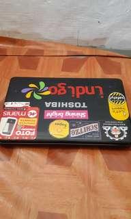 Jual laptop Toshiba L740