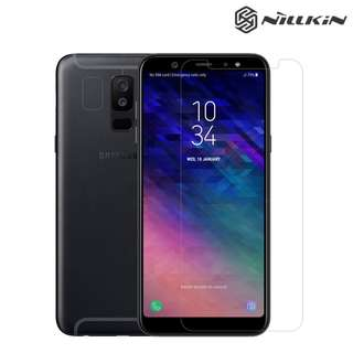 Galaxy A6 Plus 2018 NILLKIN H+Pro 0.2mm弧邊強化鋼化玻璃膜 屏幕保護貼 0716A