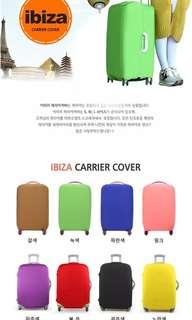 Sarung koper elastic luggage size M
