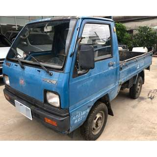 1991年~ 中華三菱~ 國寶級 百利 800 ~大嚕 4WD 四輪傳動~ 貨