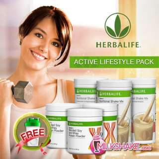 Active Lifestyle Pack