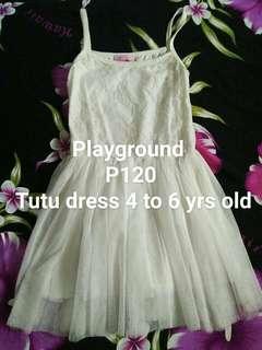 Playground Tutu Dress