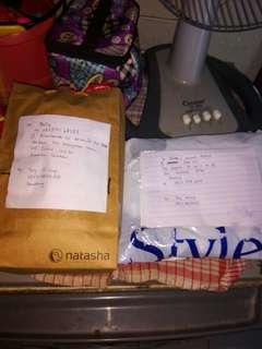 paket siap meluncur 🙏😘