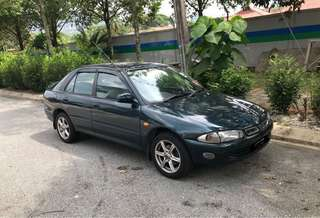 1997 Proton Wira 1.6 XLi Hatchback
